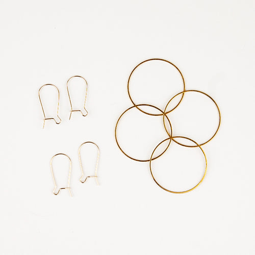 Macramé Jewelry: Earring Refill Set