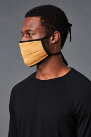 Face Masks with Ties: 3 Pack