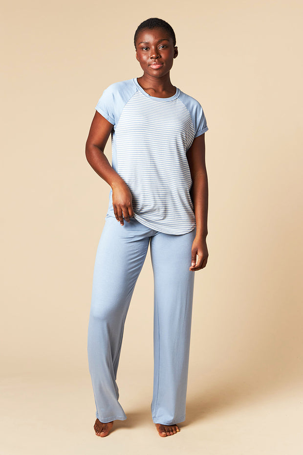 T-Shirt Top + Pajama Pant