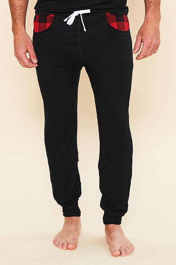Bamboo Lounge Pant - Holiday