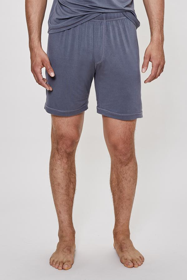 Bamboo Lounge Short Charcoal - This is J