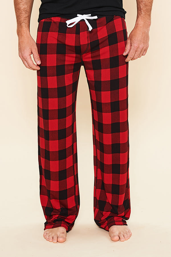 Bamboo Pajama Pant - Holiday