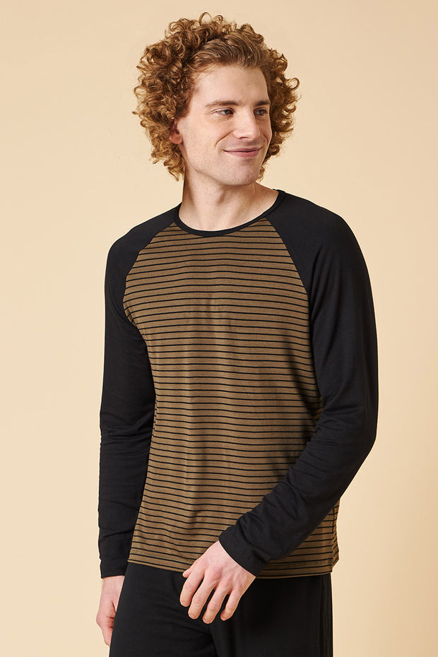 Mens Bamboo Long Sleeve Shirt