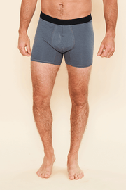 Bamboo Boxer Charcoal - This is J