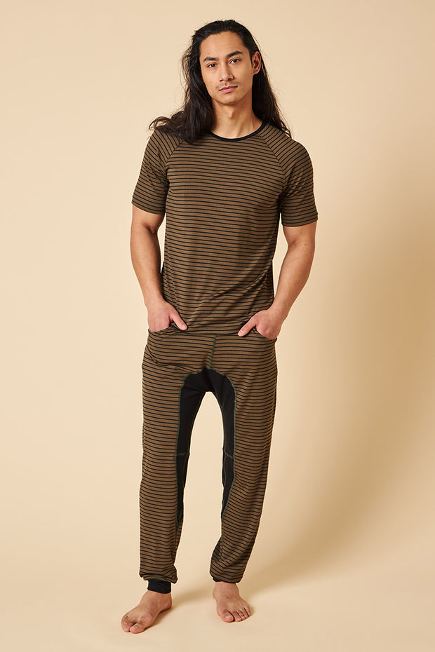 Lounge Set: T-Shirt + Lounge Pant