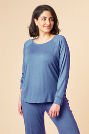 Relaxed Long Sleeve Top