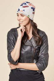 Classic Reversible Toque - Lt. Heather Grey - Made in Canada - This is J