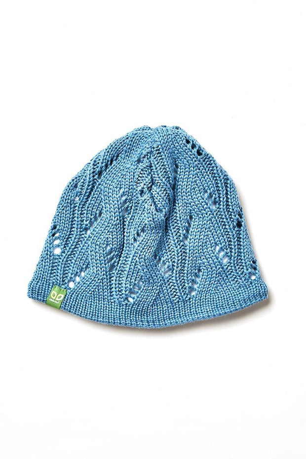 Classic Reversible Toque - Blue Pout - Made in Canada - This is J