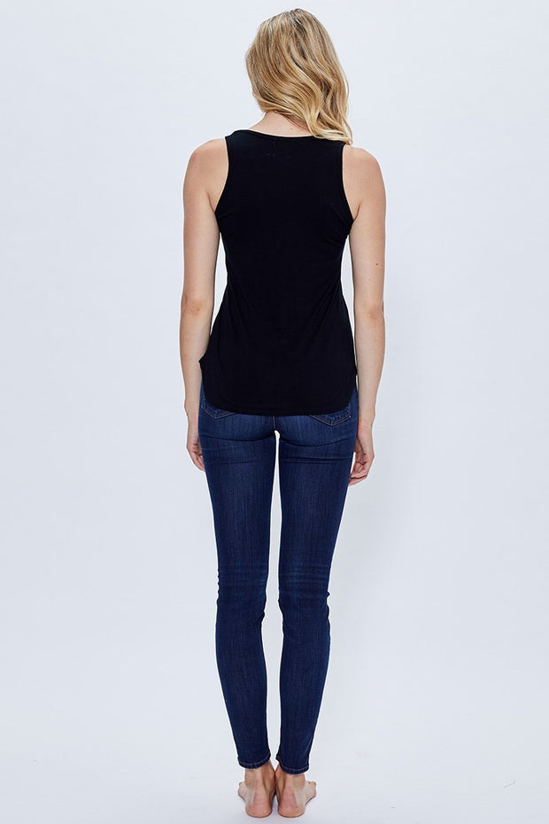 Bamboo Basics: Tank Top - Made in Canada - This is J