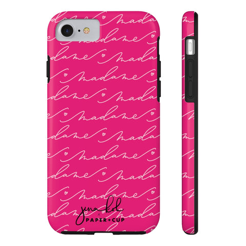 Madame Lino Phone Case