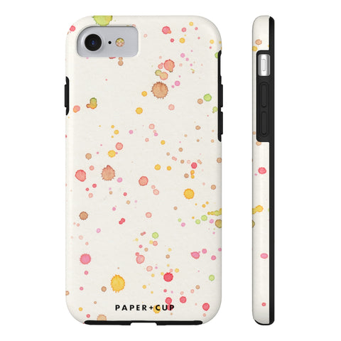 Ink Splatter Phone Case