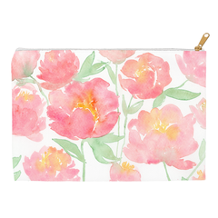 Peonies in Bloom Pouch