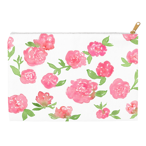 Mini Roses Pouch