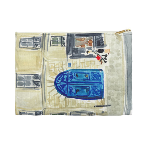French Doorway Pouch