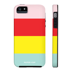 Candy Stripes Phone Case