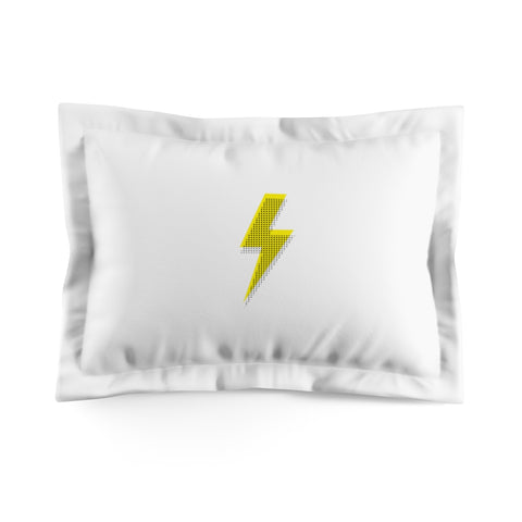 Bolt Pillow Sham