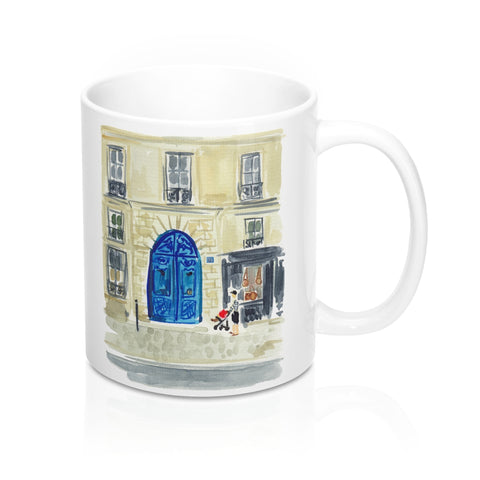 French Doorway Mug