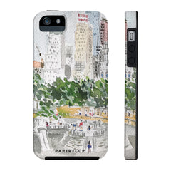 Central Park Playground Phone Case