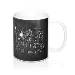 Chalkboard Mug - your art