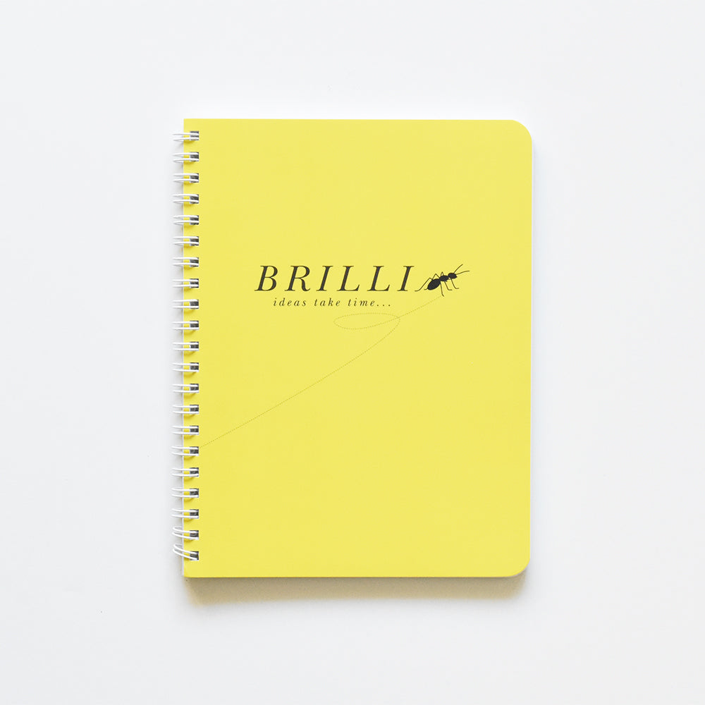 Brilli-ANT Notebook-WS