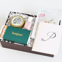 Bonjour, Peace out Gift Box