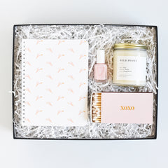 Love Yo'self, XOXO Gift Box