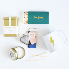 Tea Time, Me Time Gift Box