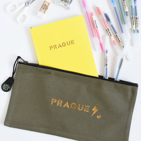 Gold foil pouch - solid only