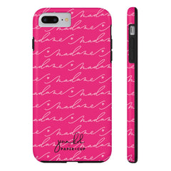 Madame Lino Phone Case-personalized