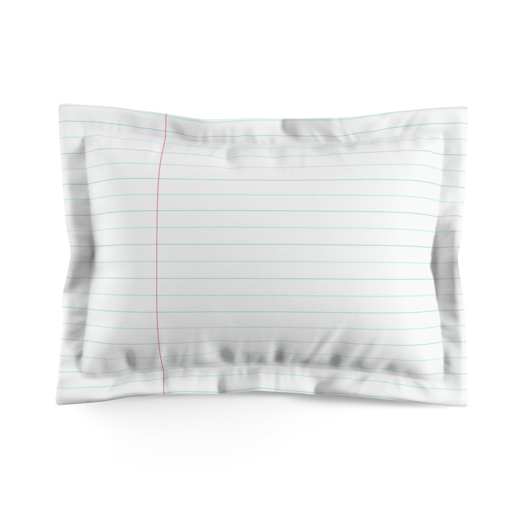 Lined Pillow Sham