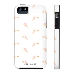 Ribbon Hands Phone Case