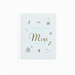 Your Mini Card - pink