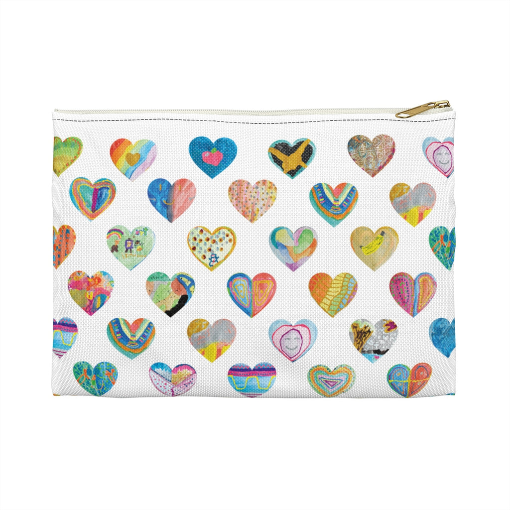 Made with love pouch