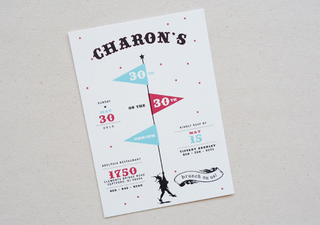 Charon's 30th birthday