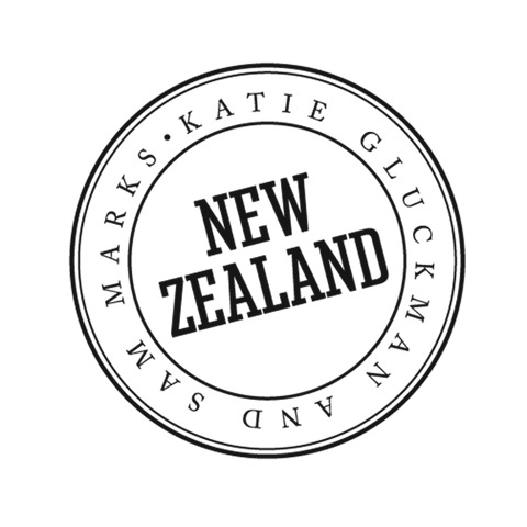 Circle Seal rubber stamp