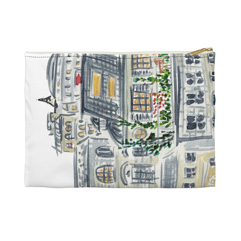 Rooftop of Paris Pouch