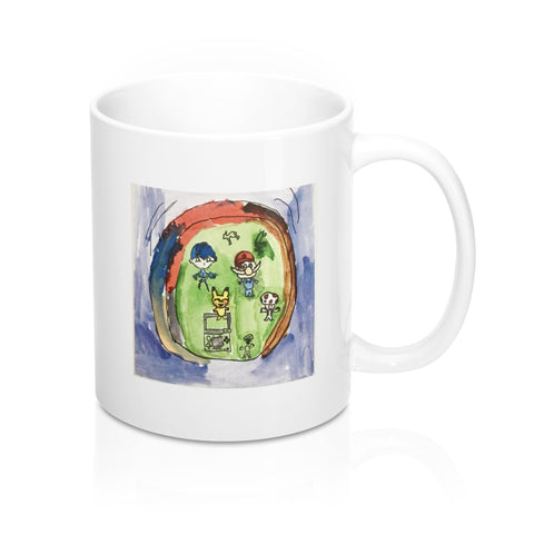 Custom Art Mug - your art and text