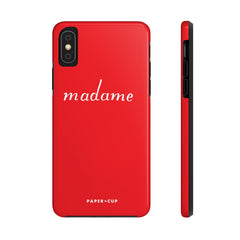 Madame Phone Case