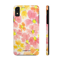 Pinky Floral Phone Case