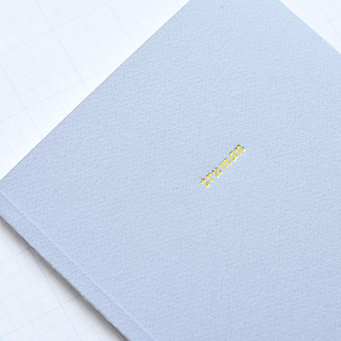 Grey Personalized Foil Journal