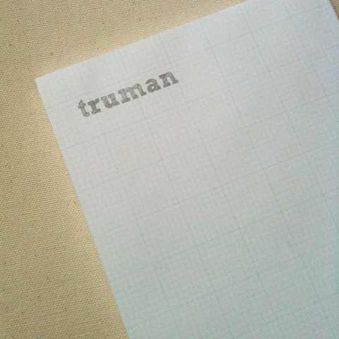 Personalized graph notepad