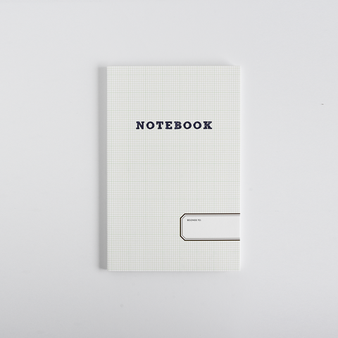 Green graph notebook