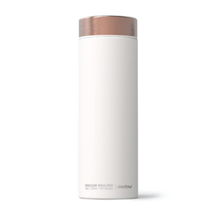 Le Baton Water Bottle - White