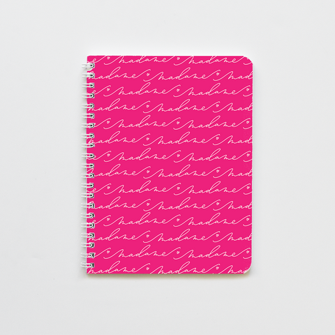 Madame Lino Notebook