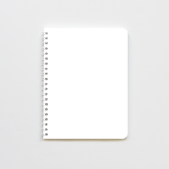 Custom Art Notebook- line art
