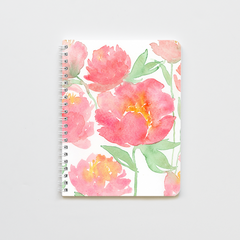 Floral Notebook (multiple styles)