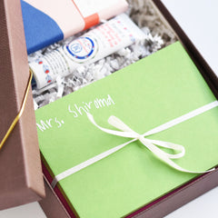 All Green Gift Box