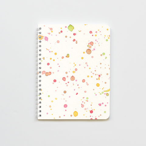 Splatter Notebook