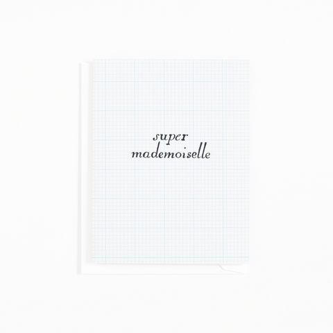 Super Mademoiselle Card