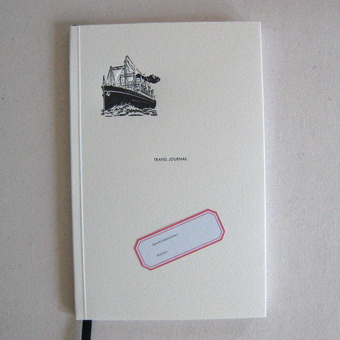 Travel Boat Journal
